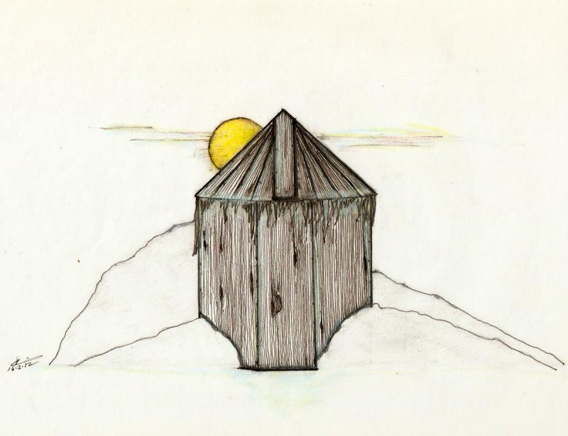1769 ToV portable observatory Hudson Bay