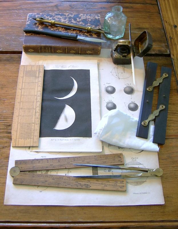 18th-19th century ToV recording tools