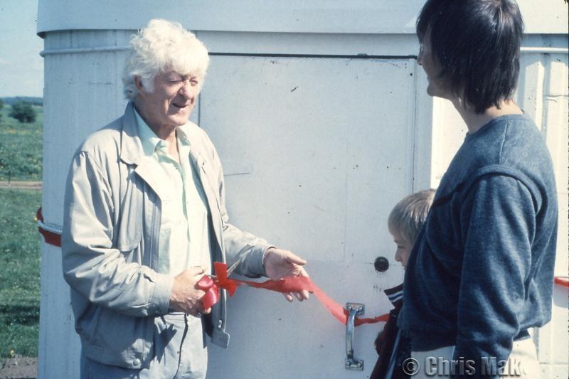 Dr. Who Visits K-W (1985)