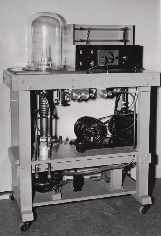 George Ball's Aluminizing Apparatus
