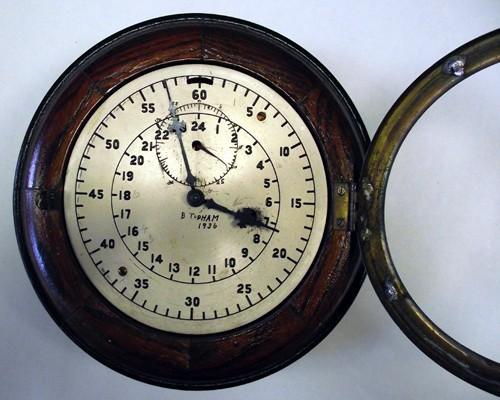 Bert Topham Sidereal Clock