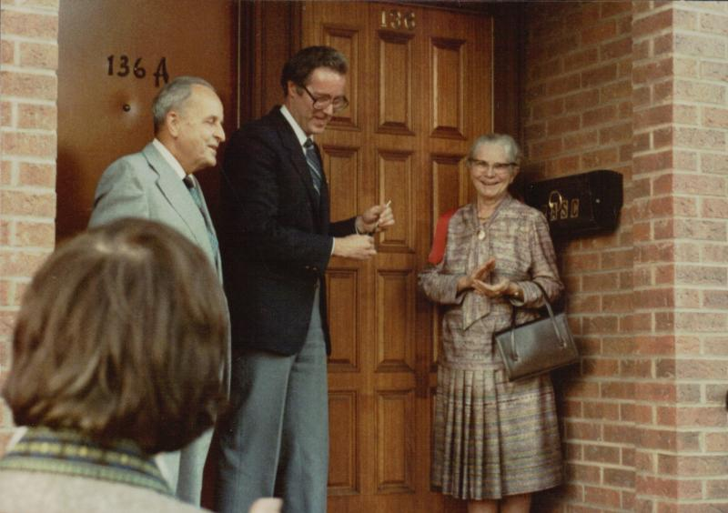Opening of HQ in 1983