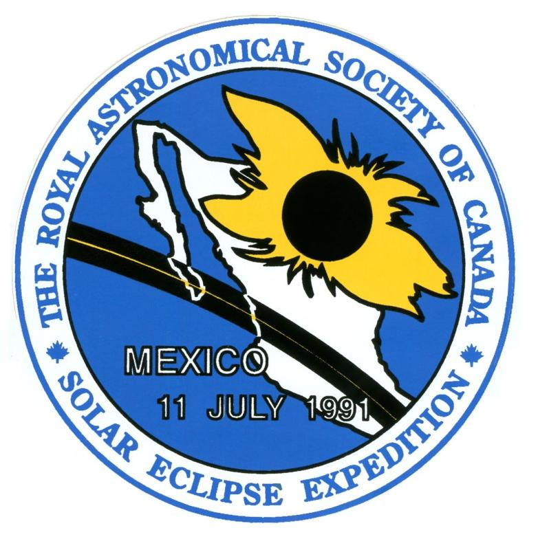 Eclipse decal, 1991