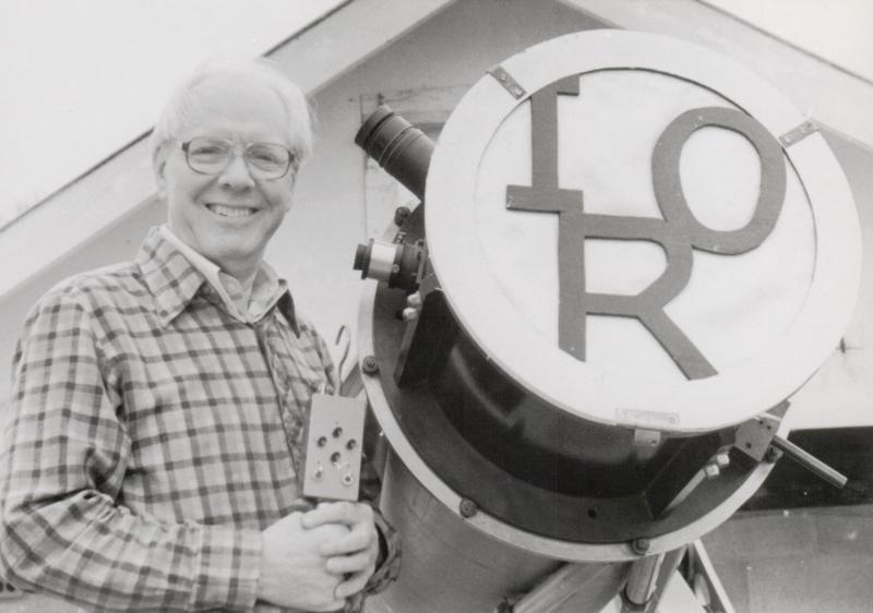 Fred Lossing at IRO