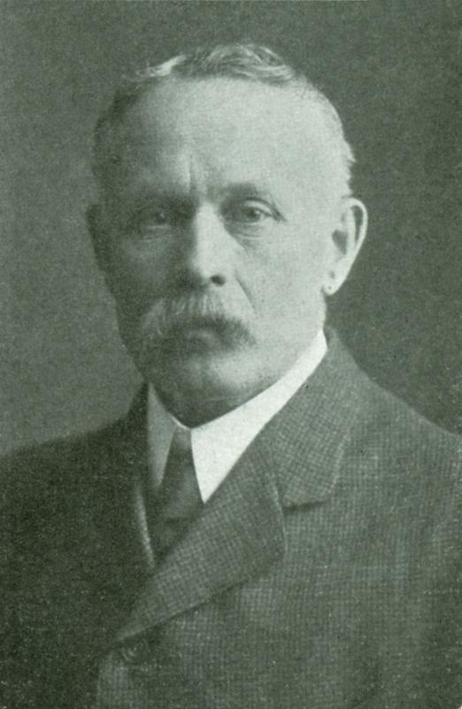 Frederic Stupart 1900s