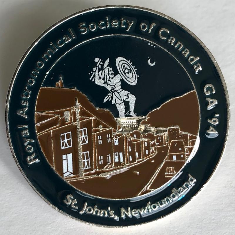 GA Pin 1994