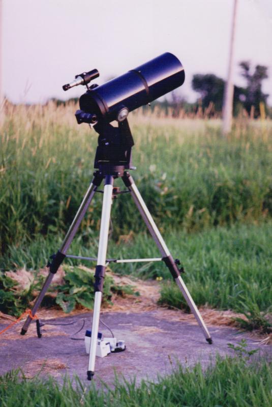 A Schmidt-Cassegrain Telescope
