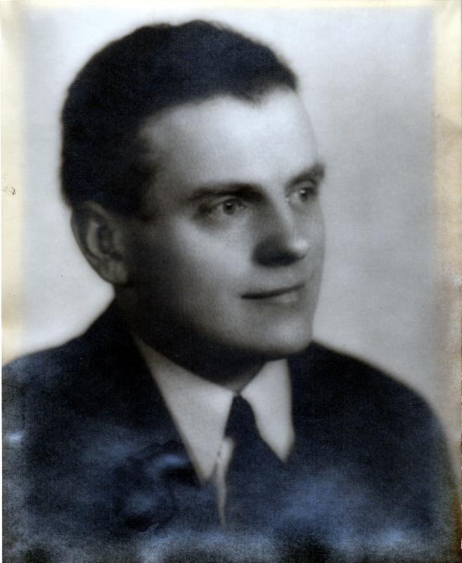 Geoffrey Walter Bell in 1937