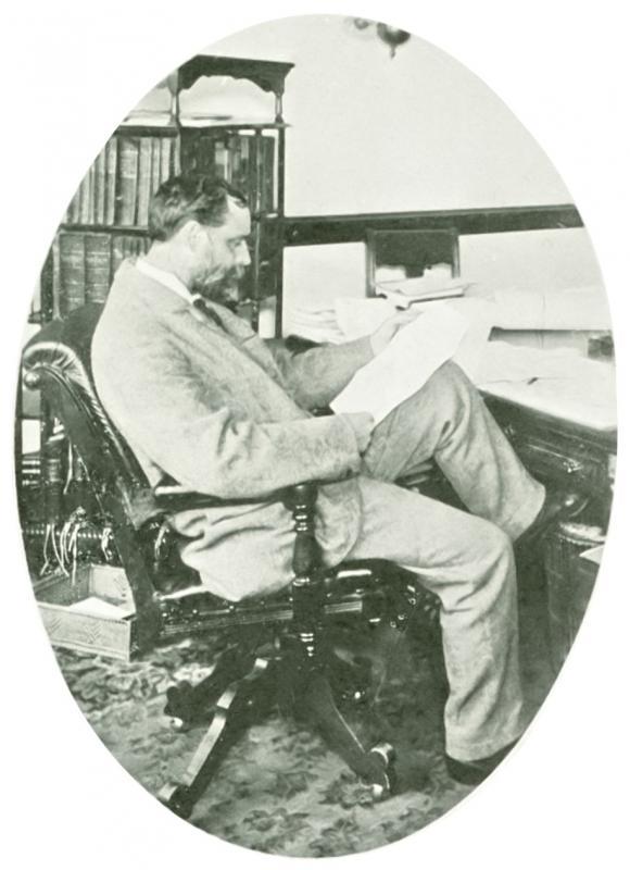 George Lumsden 1902