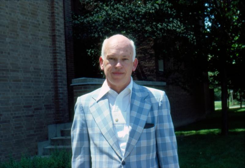 Ian Halliday 19840630