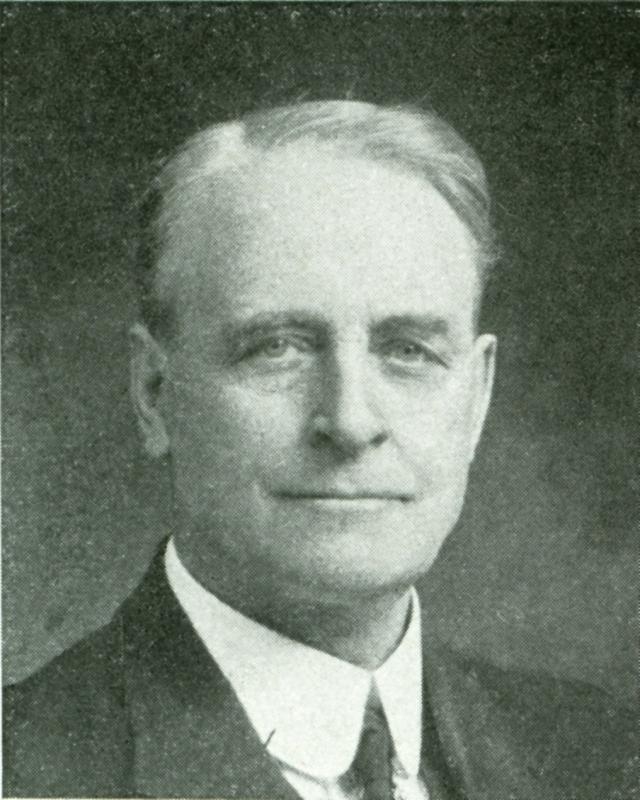 James Hughes 1800s