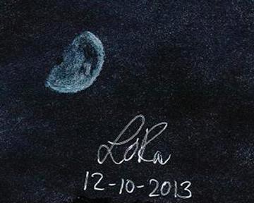 Gibbous Moon 20131012