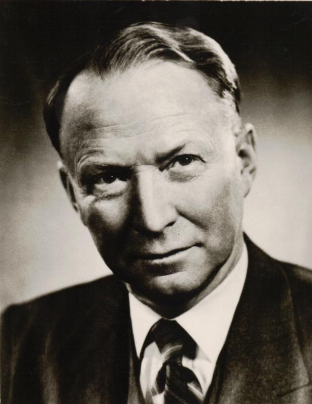 W.S. Mallory, RASC President 1932-33