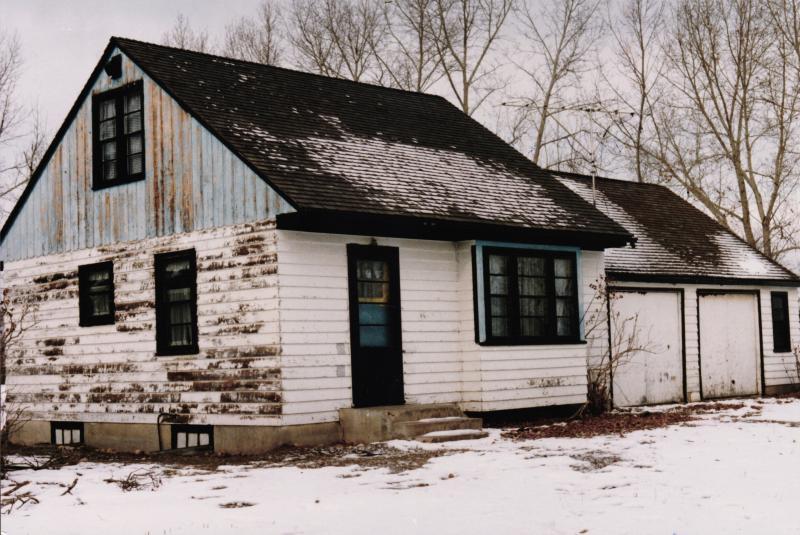 Meanook or Newbrook Observatory Residence