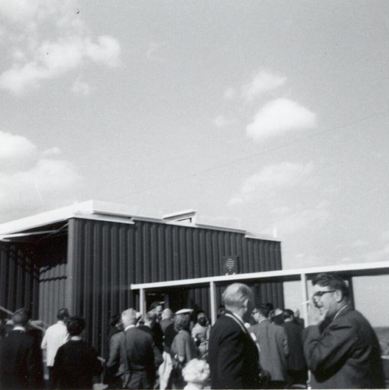 Visit to the PZT during the 1968 GA