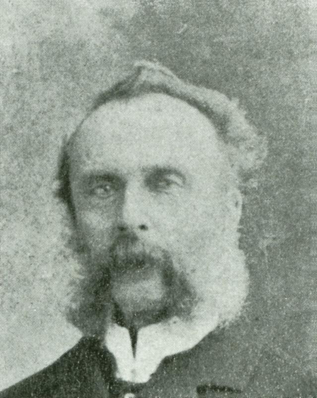 Robert Ridgeway 1800s