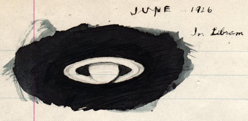 Saturn, June 1926