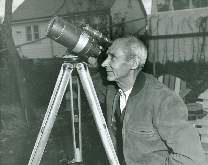 Bert Topham Nov 1958 #2