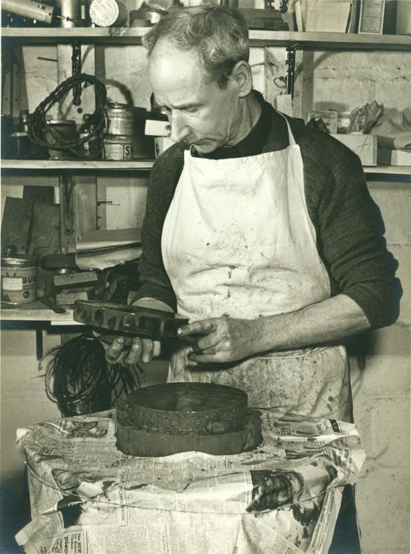 Bert Topham #6