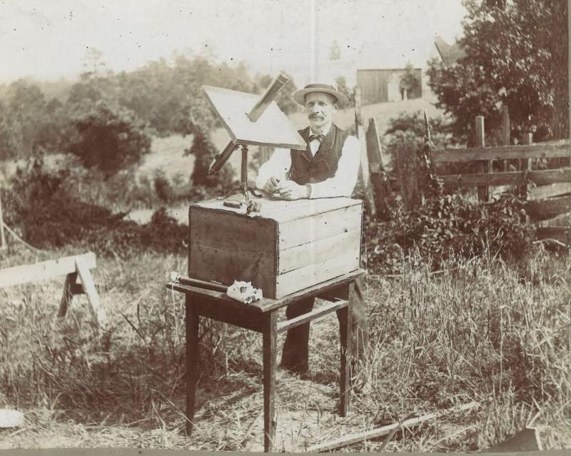 Thomas Lindsay 1900