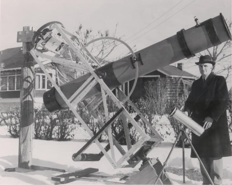 Wates and Telescope