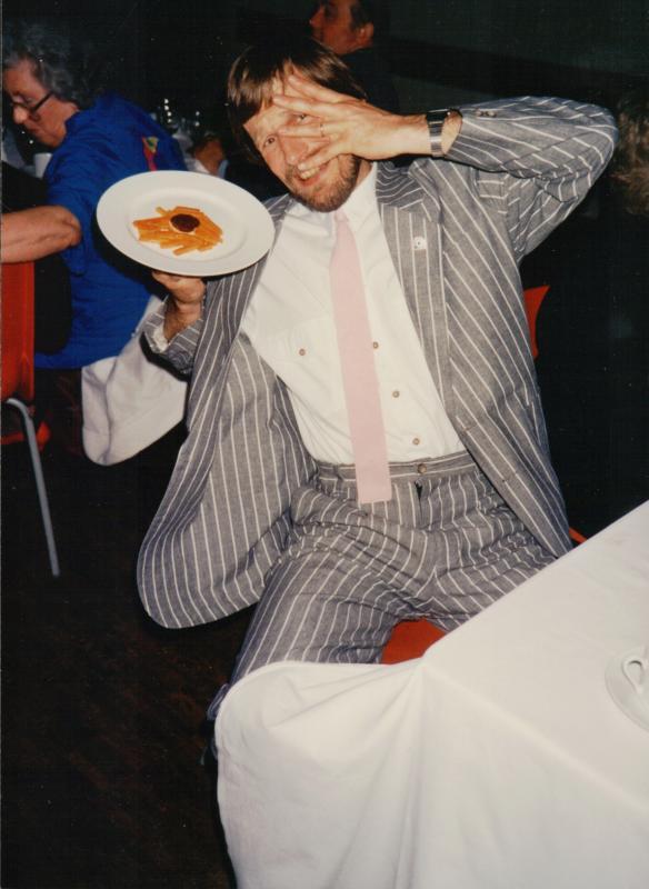 Mike Watson, 1991