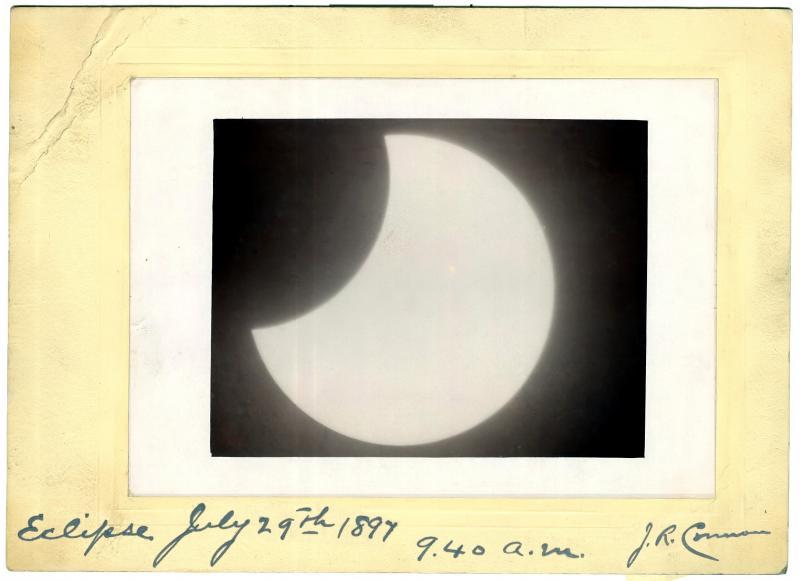Solar Eclipse, 1897 July 29
