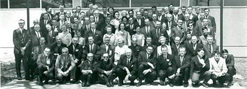 GA Group Photo - 1966