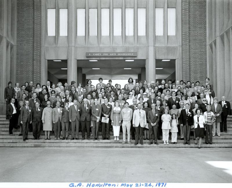GA Group Photo - 1971