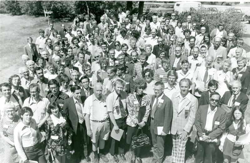 GA Group Photo - 1974