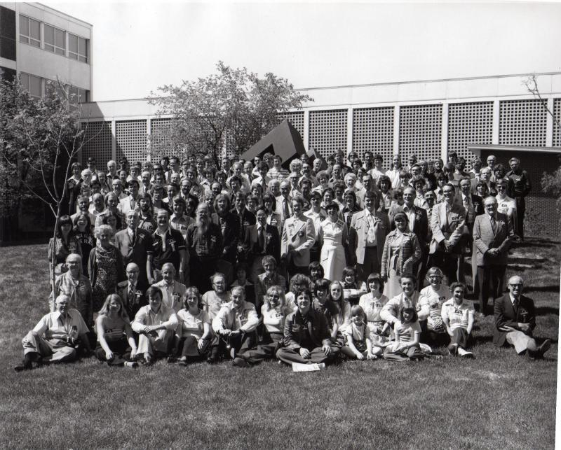 GA Group Photo - 1978