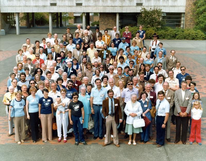 GA Group Photo - 1981