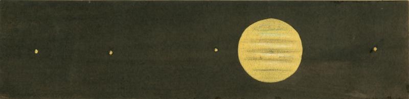 Jupiter and Satellites 1868