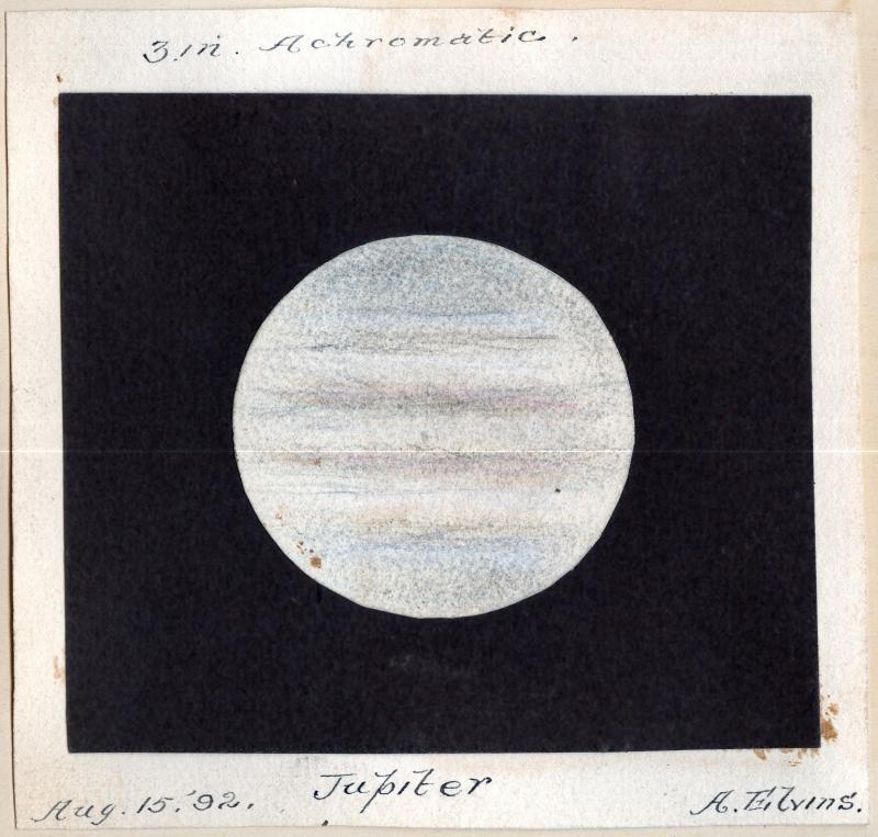 Jupiter 1892