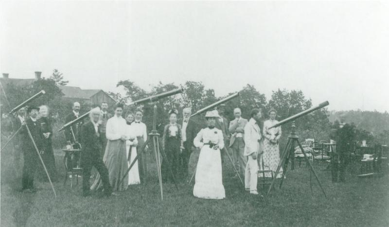 Early Star Party